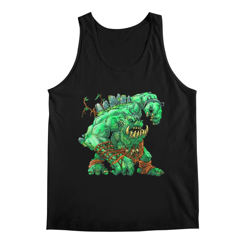 Straight Trollin' Men's Regular Tank by