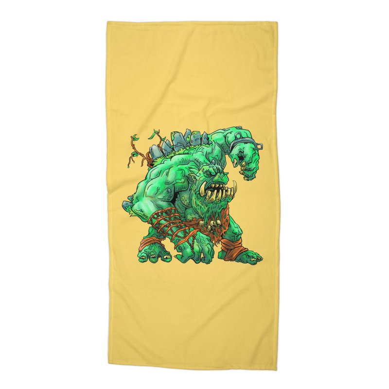 Straight Trollin' Accessories Beach Towel by