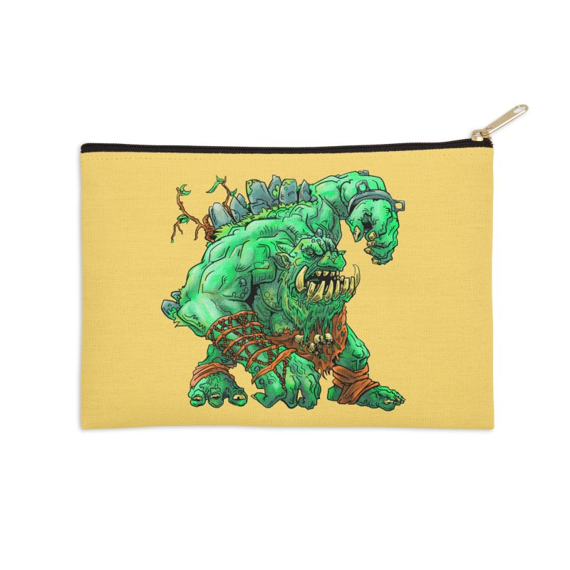 Straight Trollin' Accessories Zip Pouch by