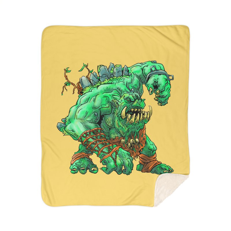 Straight Trollin' Home Blanket by