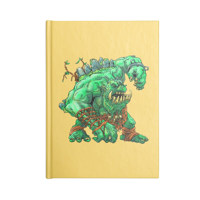 Straight Trollin' Accessories Blank Journal Notebook by