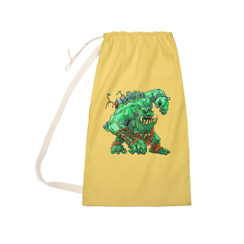 Straight Trollin' Accessories Laundry Bag Bag by