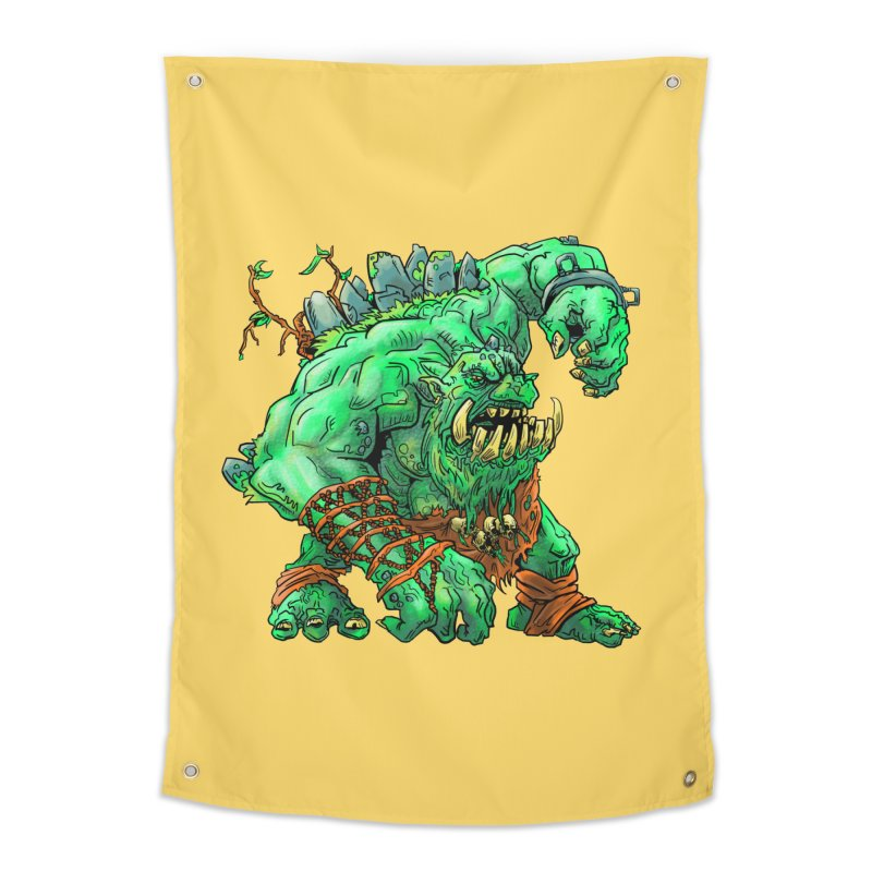 Straight Trollin' Home Tapestry by
