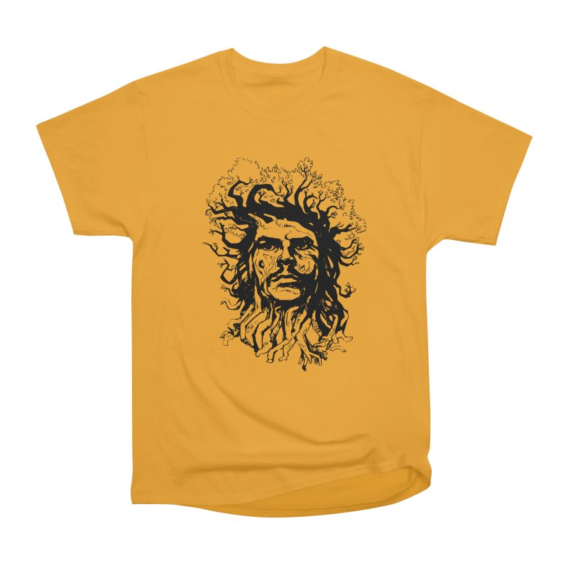 Treesist Women's Heavyweight Unisex T-Shirt by