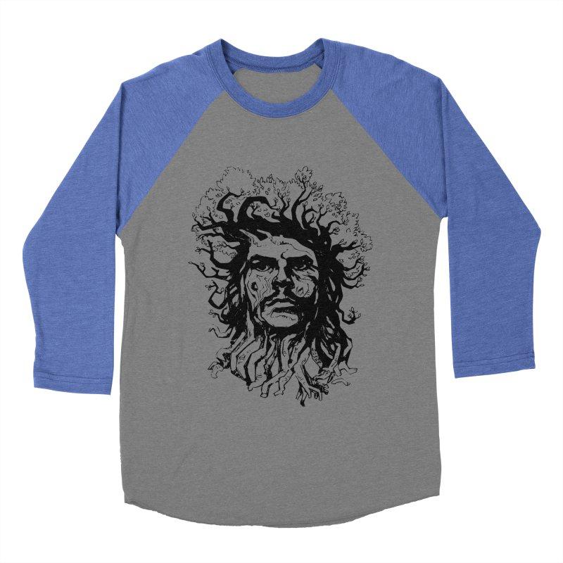 Treesist Women's Baseball Triblend Longsleeve T-Shirt by