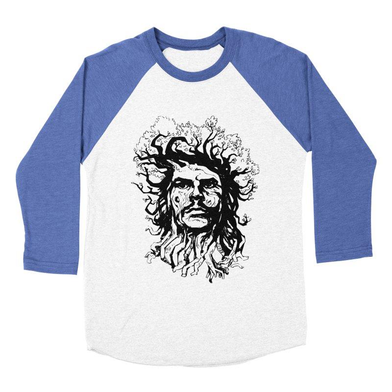 Treesist Men's Baseball Triblend Longsleeve T-Shirt by