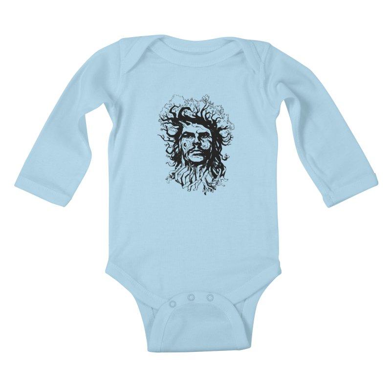 Treesist Kids Baby Longsleeve Bodysuit by