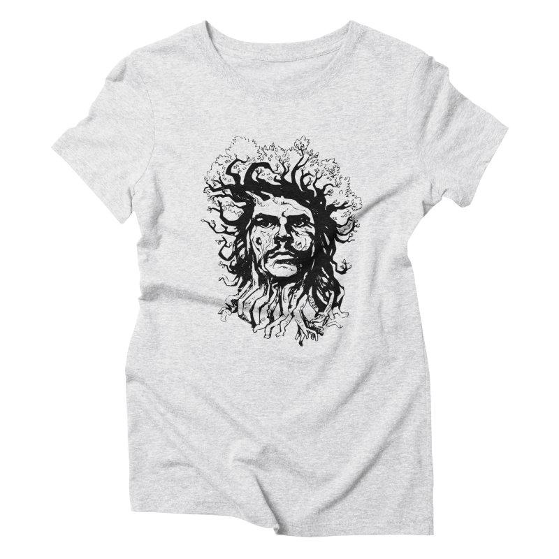 Treesist Women's Triblend T-Shirt by