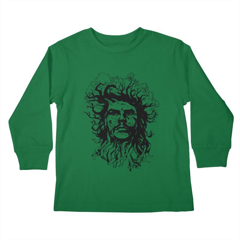 Treesist Kids Longsleeve T-Shirt by