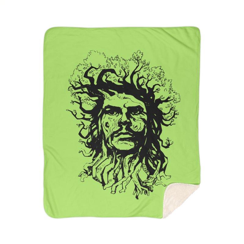Treesist Home Sherpa Blanket Blanket by