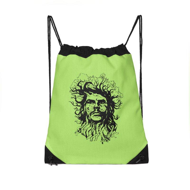 Treesist Accessories Drawstring Bag Bag by
