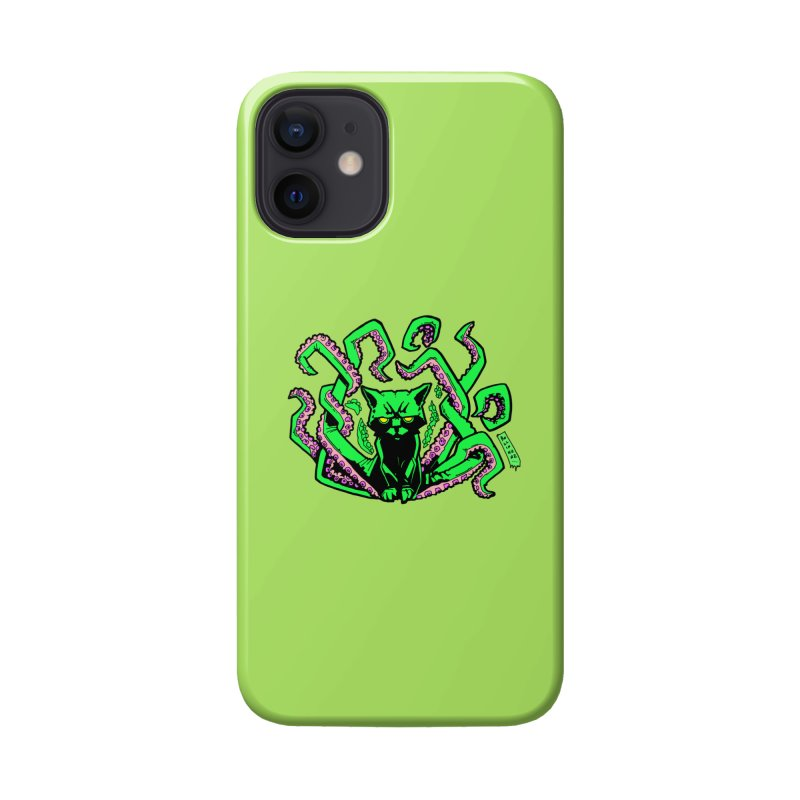 Catthulhu Accessories Phone Case by