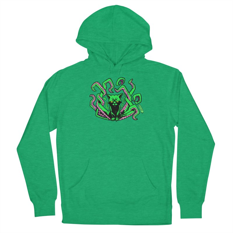 Catthulhu Men's Pullover Hoody by