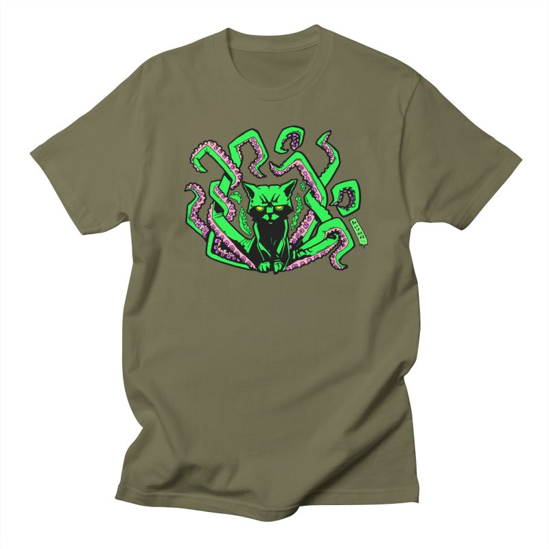 Catthulhu Men's T-Shirt by