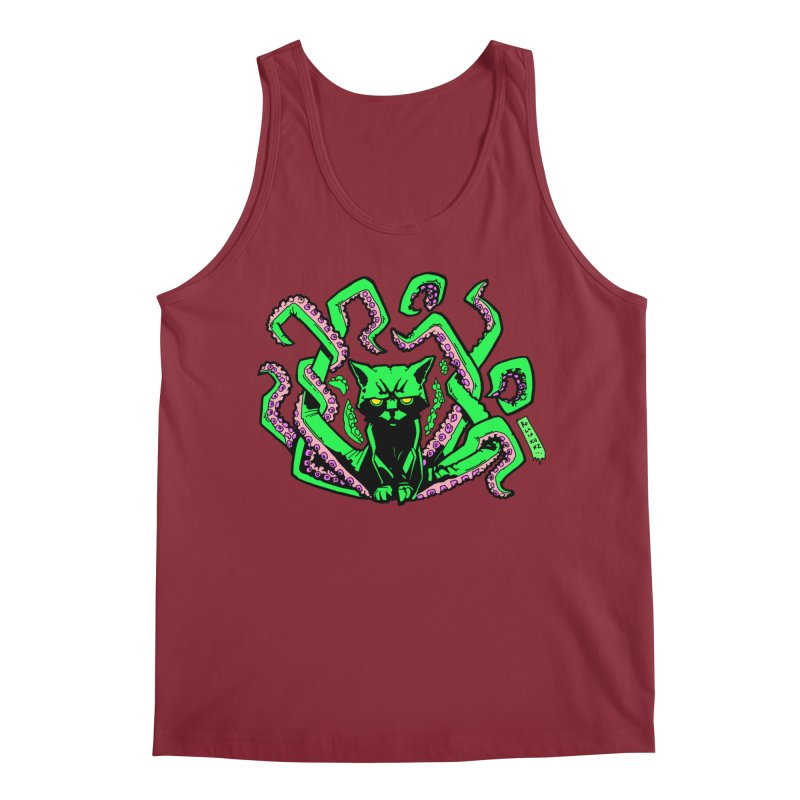 Catthulhu Men's Tank by