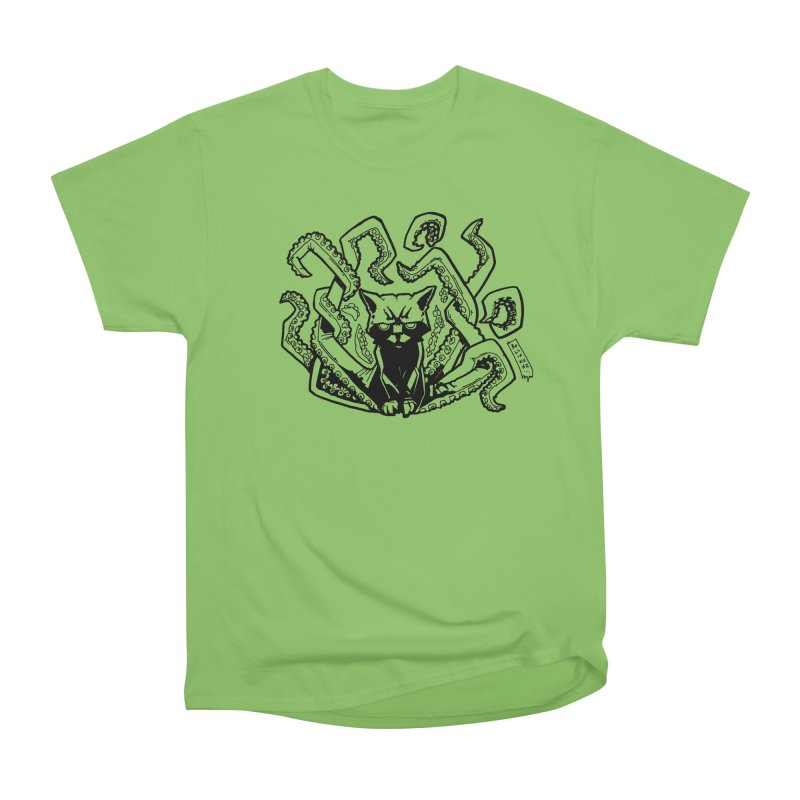 Catthulhu (Uncolored) Women's T-Shirt by
