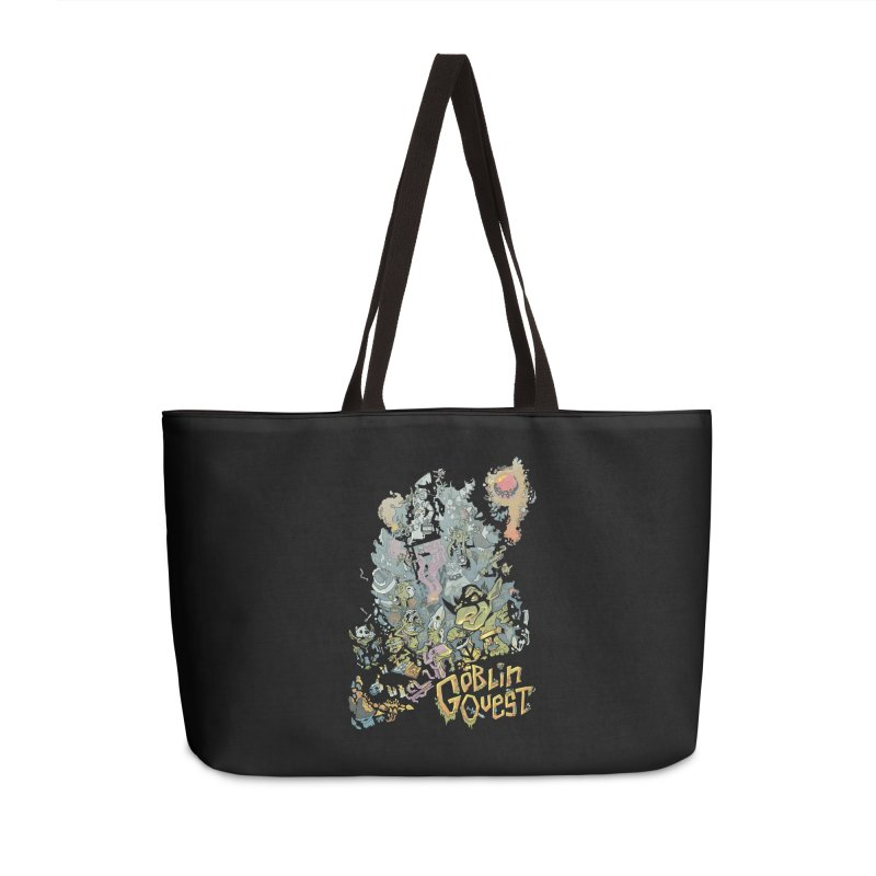 Goblin Quest - Full Color Madness Accessories Bag by