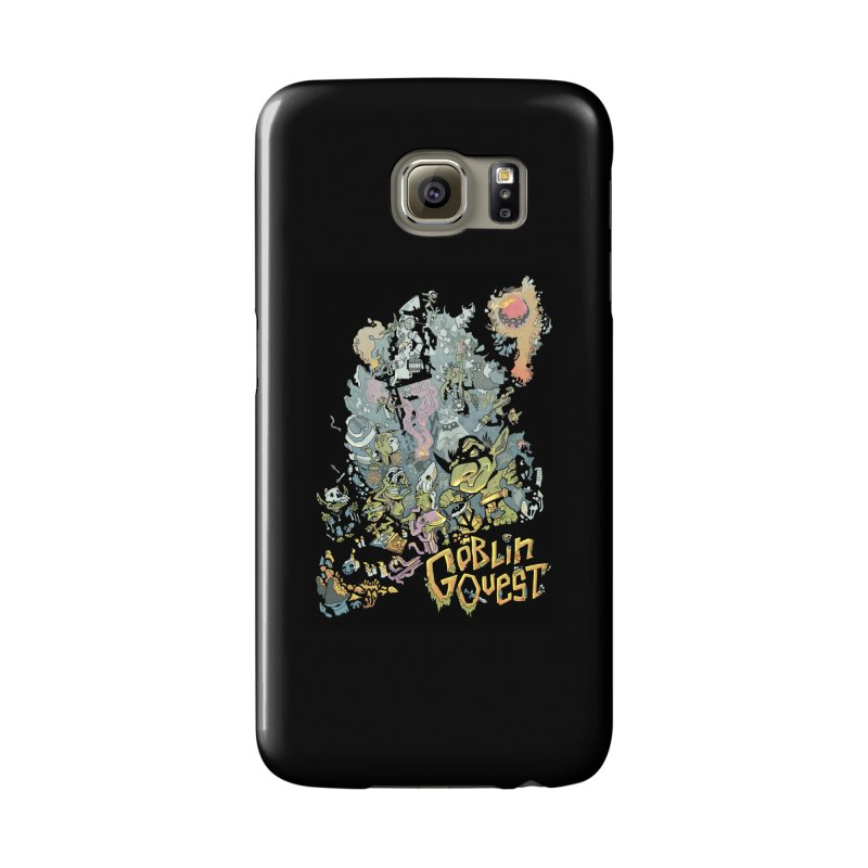 Goblin Quest - Full Color Madness Accessories Phone Case by