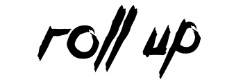 ROLL UP MAGAZINE Logo