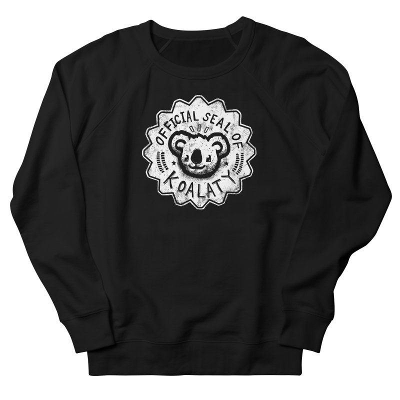 Koalaty Men's Sweatshirt by ronanlynam's Artist Shop