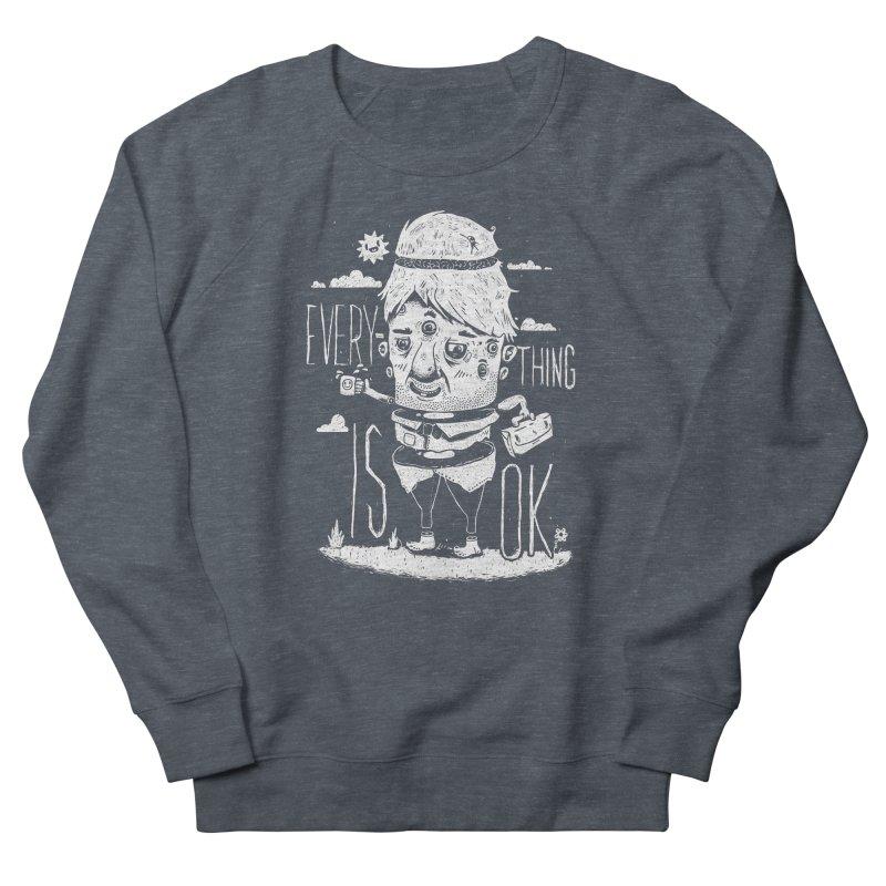 Optimism Women's Sweatshirt by ronanlynam's Artist Shop