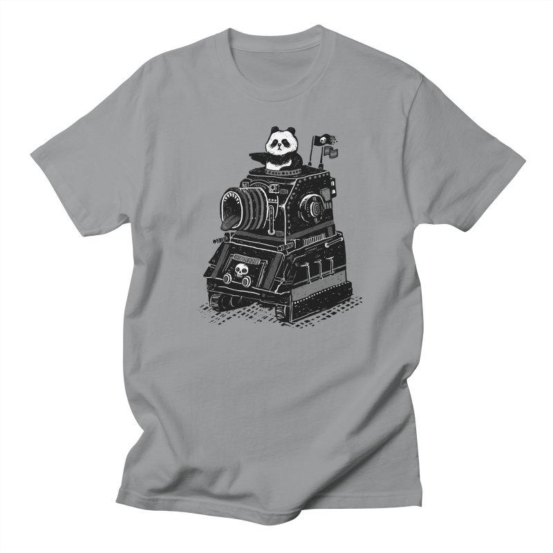 Panda's Terrible Tank of Terror   by ronanlynam's Artist Shop