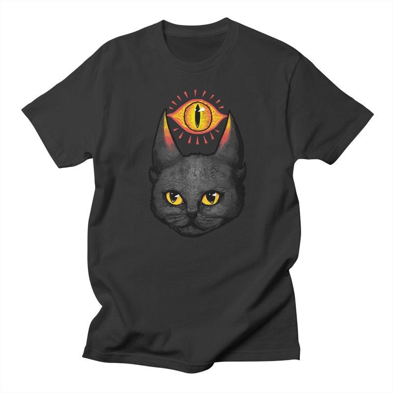 Saurpuss Men's T-Shirt by ronanlynam's Artist Shop