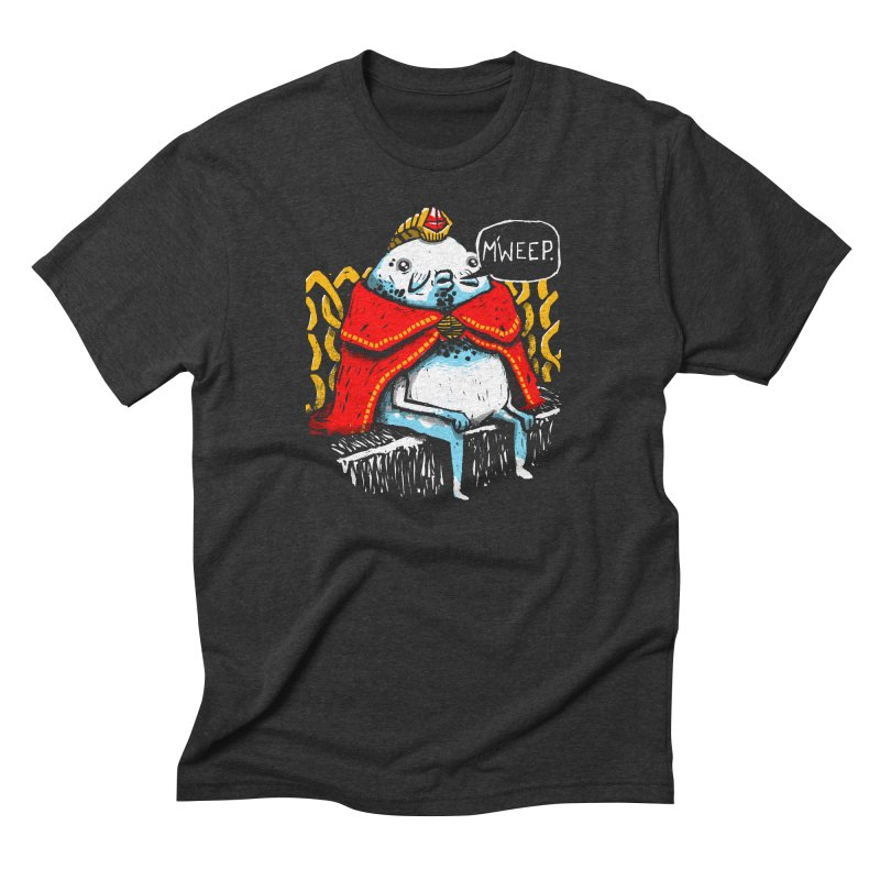 The King's Speech Men's Triblend T-shirt by ronanlynam's Artist Shop