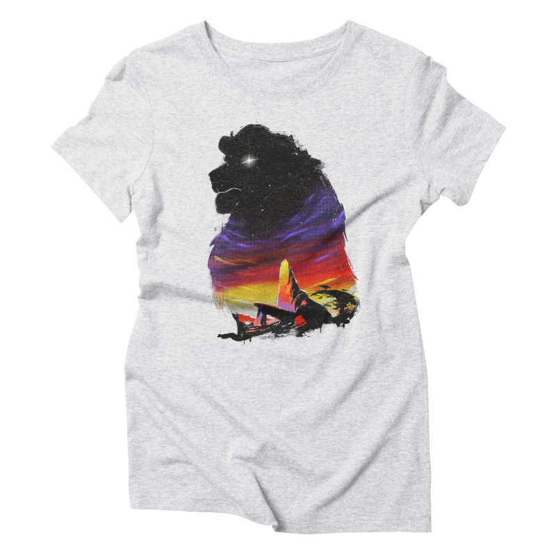 The Pride Women's Triblend T-Shirt by ronanlynam's Artist Shop