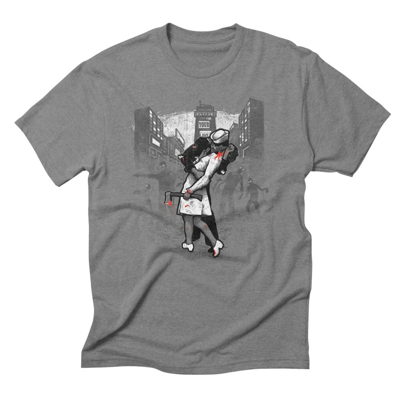 Z Day Men's Triblend T-shirt by ronanlynam's Artist Shop