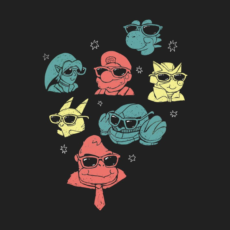 Super Style Bros.   by ronanlynam's Artist Shop