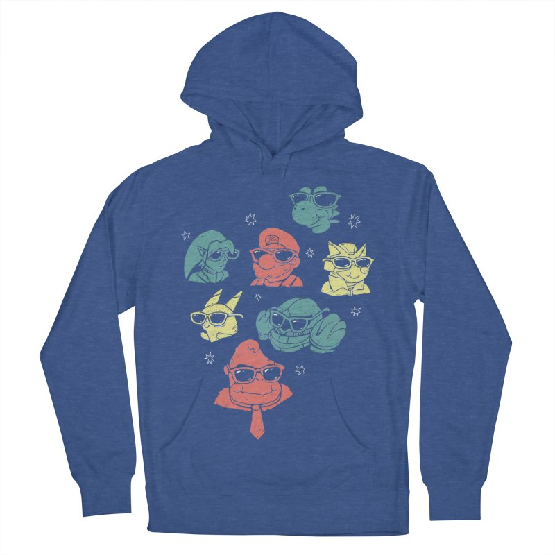 Super Style Bros. Women's Pullover Hoody by ronanlynam's Artist Shop