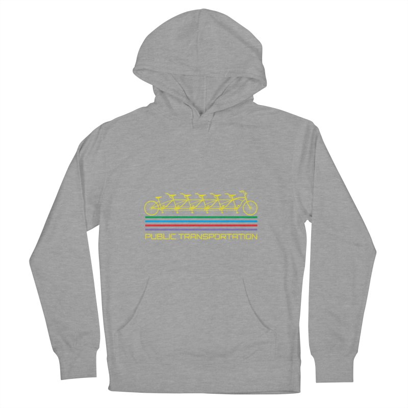 Publik trans Women's French Terry Pullover Hoody by ronnyroom's Artist Shop