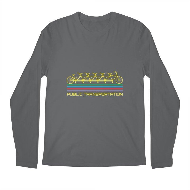 Publik trans Men's Longsleeve T-Shirt by ronnyroom's Artist Shop