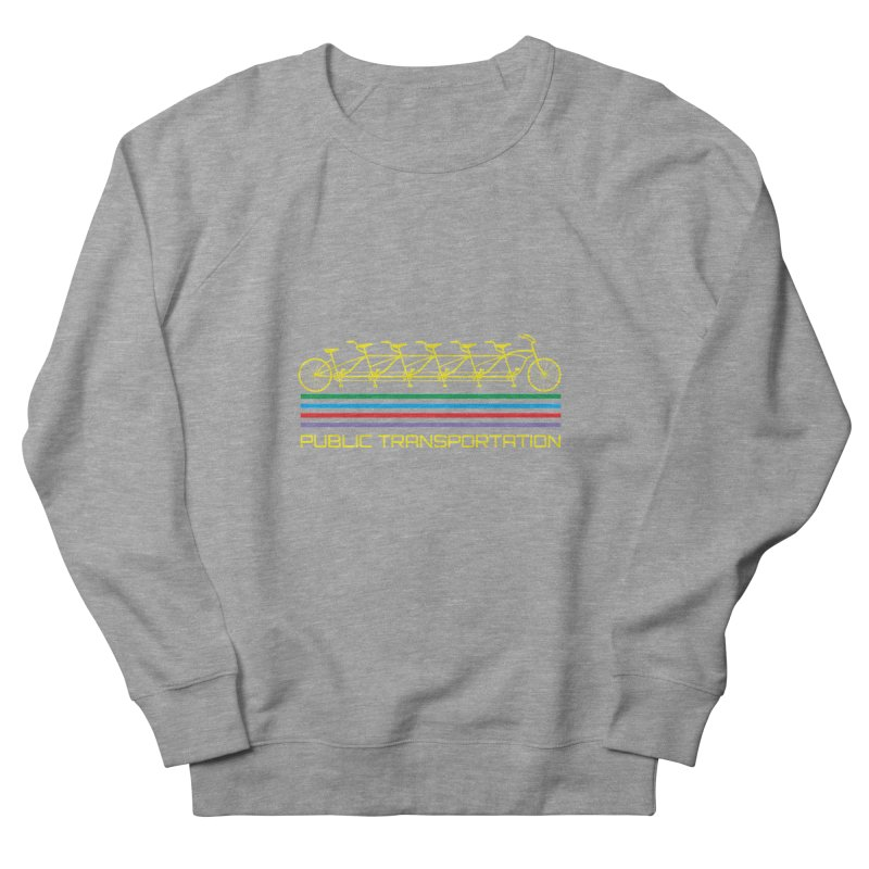 Publik trans Women's French Terry Sweatshirt by ronnyroom's Artist Shop