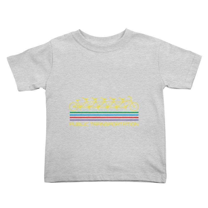 Publik trans Kids Toddler T-Shirt by ronnyroom's Artist Shop