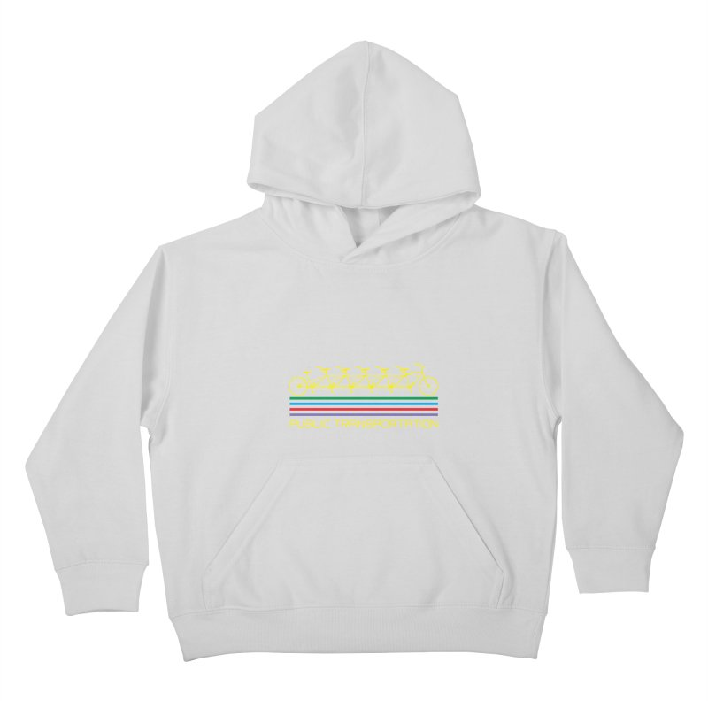 Publik trans Kids Pullover Hoody by ronnyroom's Artist Shop