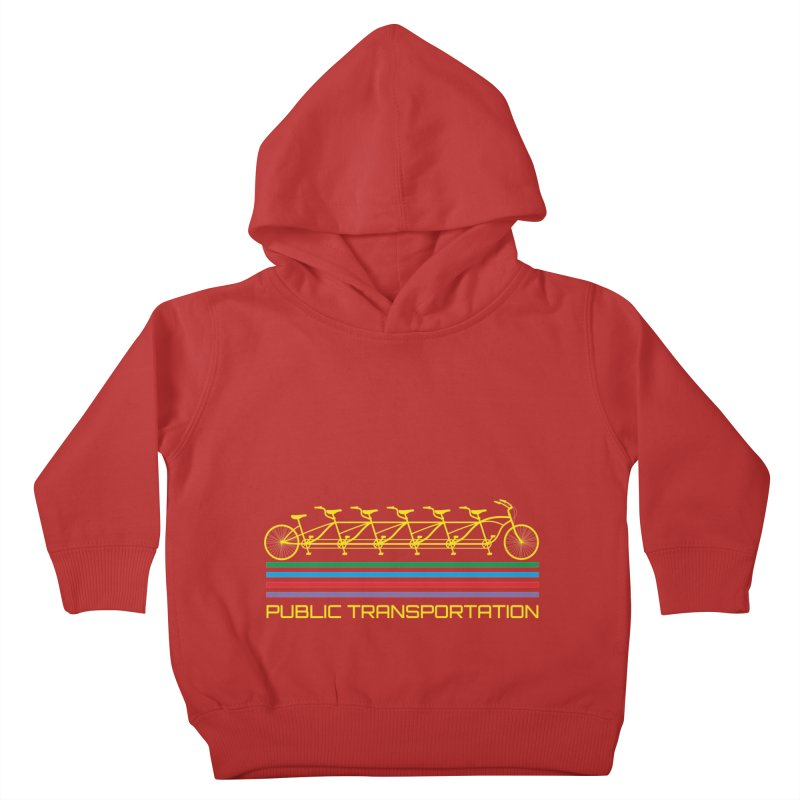 Publik trans Kids Toddler Pullover Hoody by ronnyroom's Artist Shop