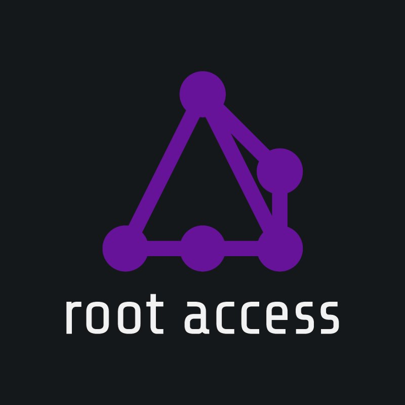 Root Access Accessories Notebook by Root Access Hackerspace
