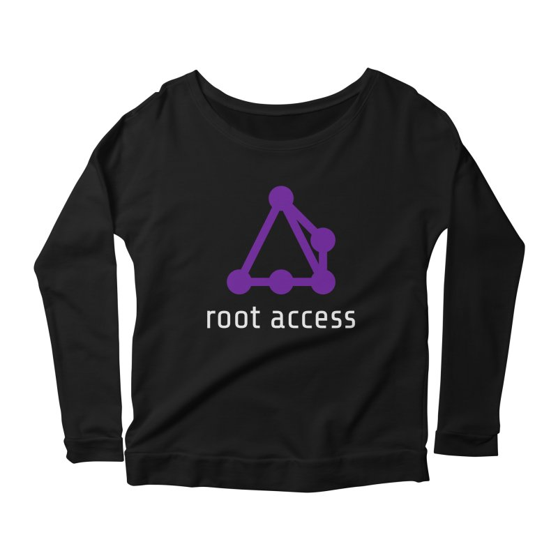 Root Access Women's Longsleeve T-Shirt by Root Access Hackerspace