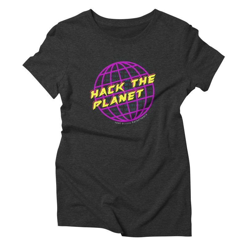Women's None by Root Access Hackerspace