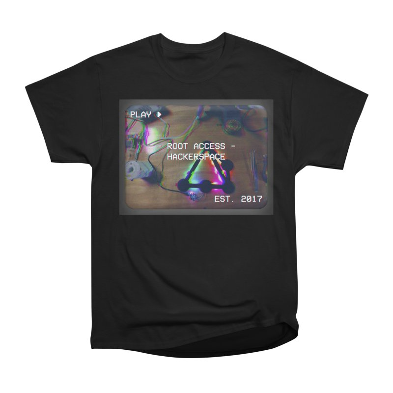 PLAY ► Women's T-Shirt by Root Access Hackerspace