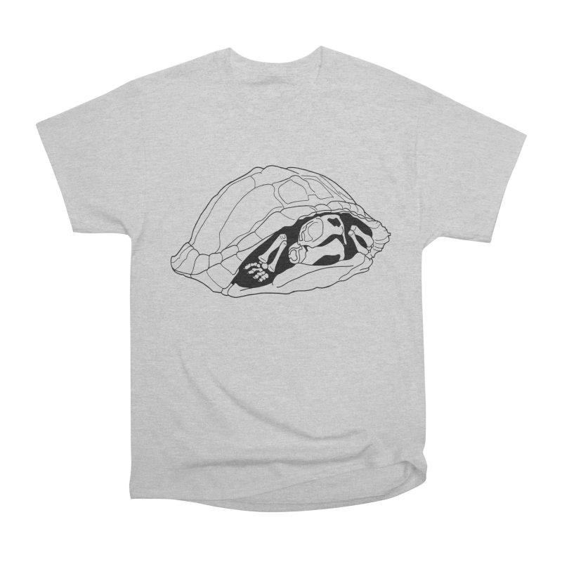 Box Turtle Skeleton Men's T-Shirt by rootinspirations's Artist Shop