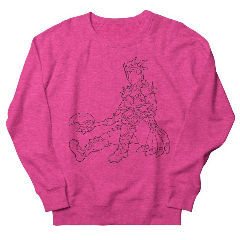 Autumn Avatar, personification of seasons Women's Sweatshirt by rootinspirations's Artist Shop
