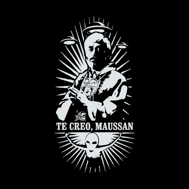Te Creo, Maussan Men's T-Shirt by ropero.mx