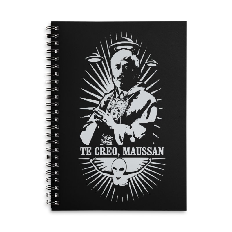 Te Creo, Maussan Accessories Lined Spiral Notebook by ropero.mx