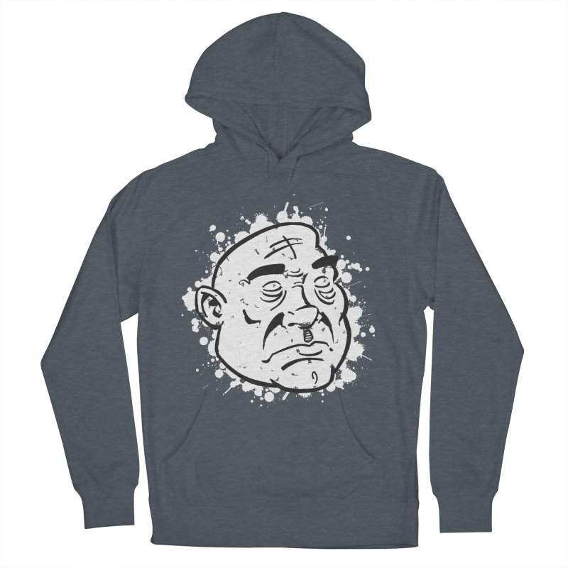 Facialisation Men's Pullover Hoody by Murphed