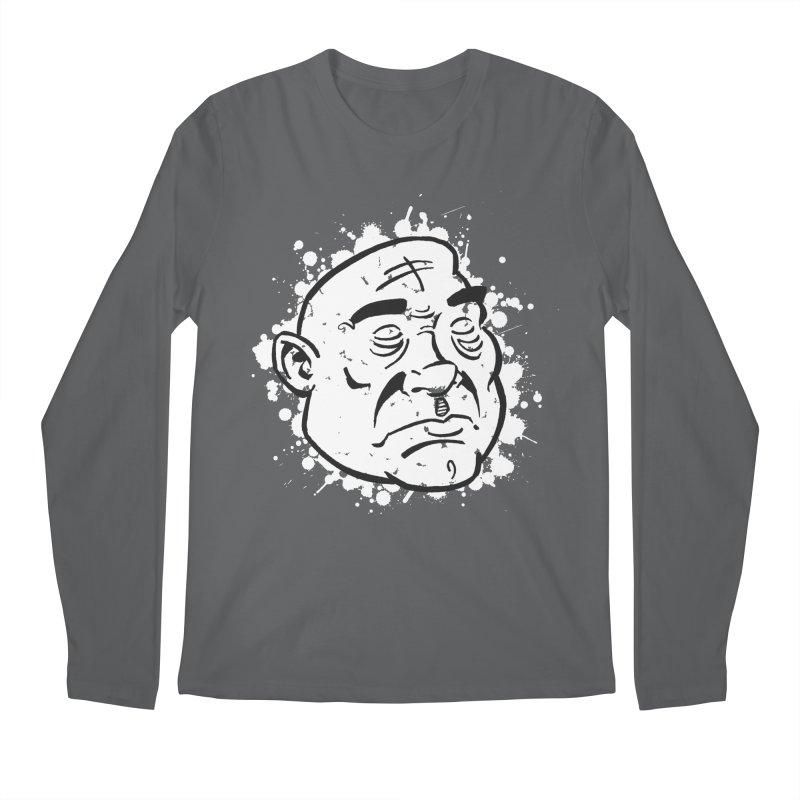 Facialisation Men's Longsleeve T-Shirt by Murphed