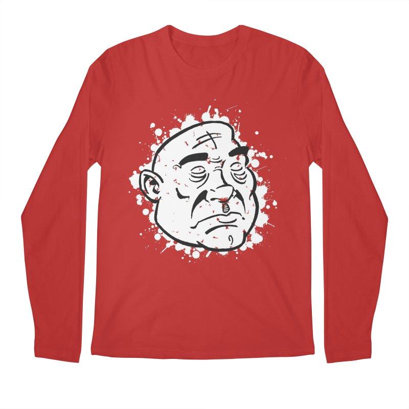 Facialisation Men's Regular Longsleeve T-Shirt by Murphed