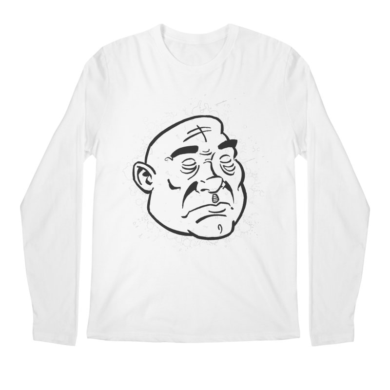 Facialisation Men's Regular Longsleeve T-Shirt by Murphed